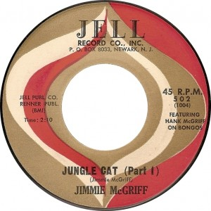 Jimmie McGriff, Jungle Cat (Part 1) (Jell 502)