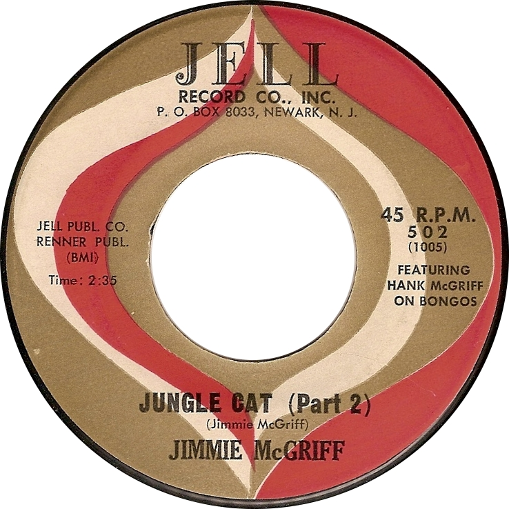 Jimmie McGriff, Jungle Cat (Part 2) (Jell 502)