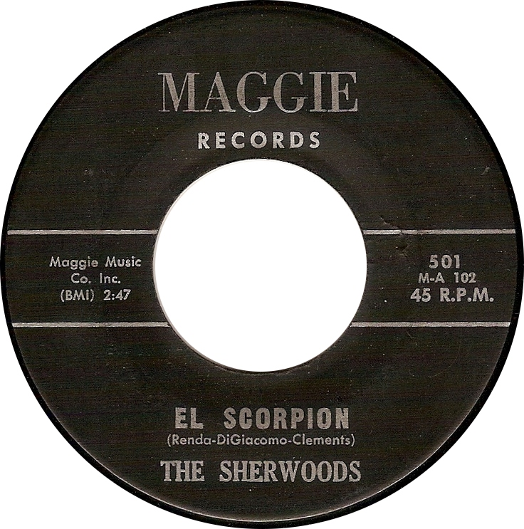 The Sherwoods, El Scorpion (Maggie 501)