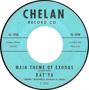 Bat'ya, Main Theme of Exodus (Chelan C-500)