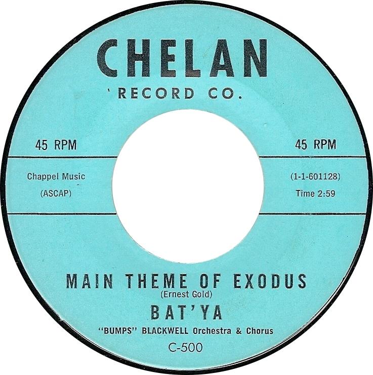 Bat'ya, Main Theme of Exodus (Chelan C-500)