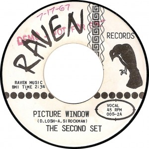 The Second Set, Picture Window (Raven OOS-2A)