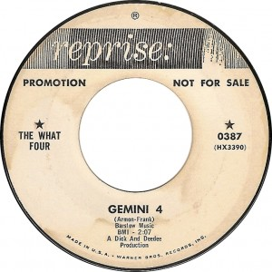 The What Four, Gemini 4 (Reprise 0387)
