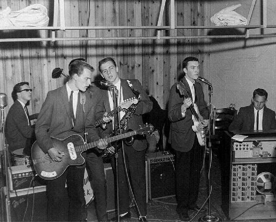 The Temptashuns, 1962