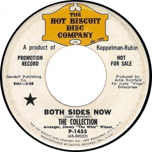The Collection, Both Sides Now (The Hot Biscuit Company P-1455)