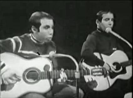 Eddie and Paul Simon