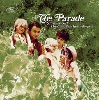 The Parade's Sunshine Girl: The Complete Recordings, available on Cherry Red/Now Sounds