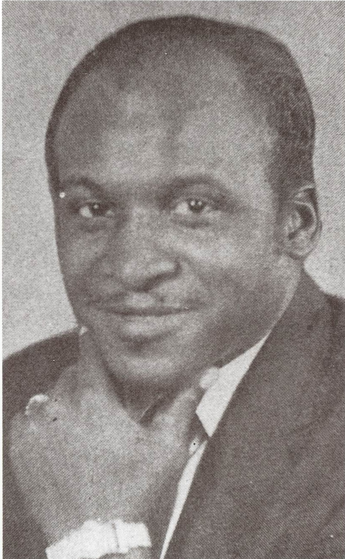 Charles Sheffield, circa 1962