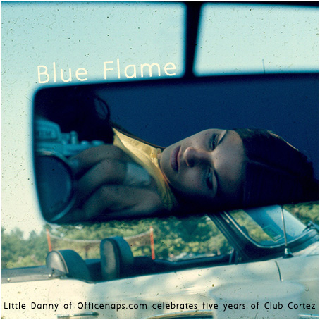 Blue Flame: a new mix