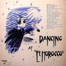 Charles Holden & His Orchestra, Dancing at the El Morocco