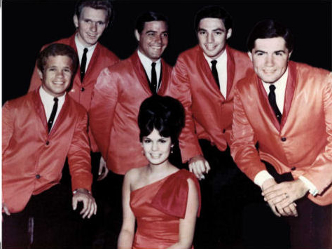 The Accents, mid-'60s