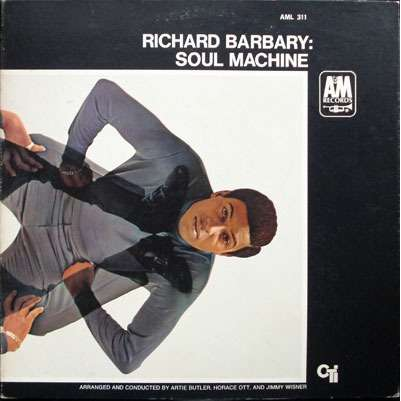Richard Barbary: Soul Machine