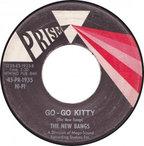 The New Bangs, Go-Go Kitty (Prism 45-PR-1935)