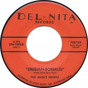 The Night People, Erebian-Borialis (Del-Nita DN-1002B)
