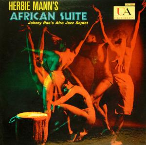 Herbie Mann, African Suite