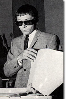 Jack Nitzsche in the mid-1960s