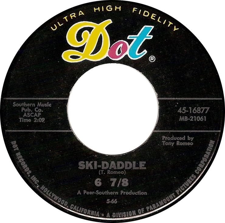 6 7/8, Ski-Daddle (Dot 45-16877)